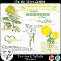 Sunshinedaffodils_wordart-600_small