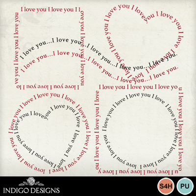 Love_word_frames
