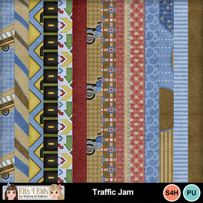 Trafficjam_papers