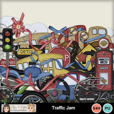 Trafficjamelements