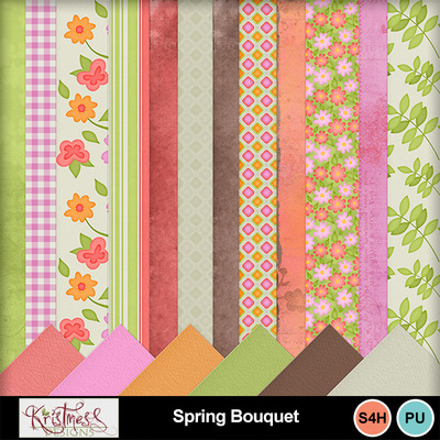 Springbouquet_papers