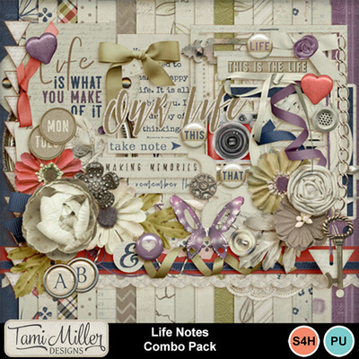 Life_notes_combo_pack