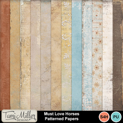 Must_love_horses_patterned_papers