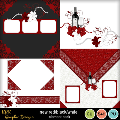 New_red_white_black_element_pack_preview_600
