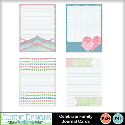 Celebrate-family-journal-cards