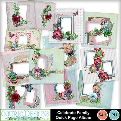 Celebrate-family-quick-page-album