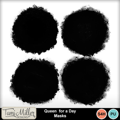 Queen_for_a_day_masks