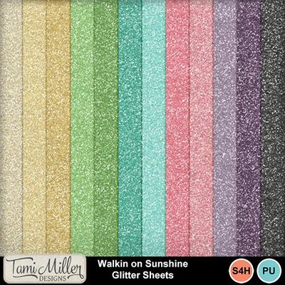 Walkin_on_sunshine_glitter_sheets