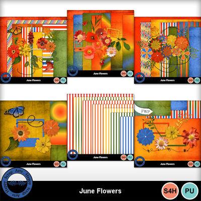 Juneflowersbundle