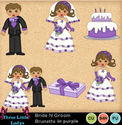 Bride_n_groom_brunette_in_purple_small
