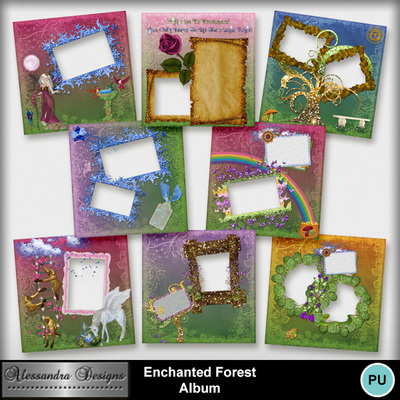 Enchanted_forest_album