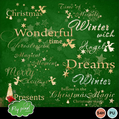 A_christmas_toremember_wordart