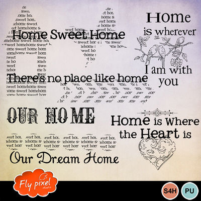 Sweet_home_word_arts