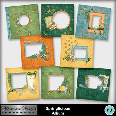 Springlicious_album