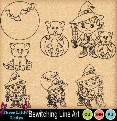 Bewitching_line_art