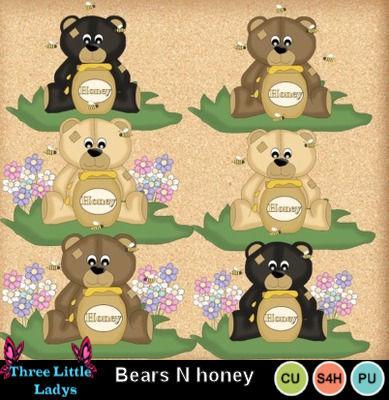 Bears_n_honey