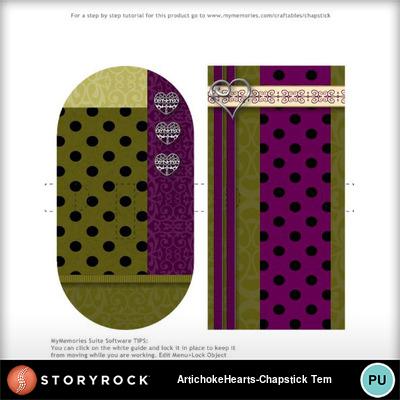 Artichoke-chapstick-lo