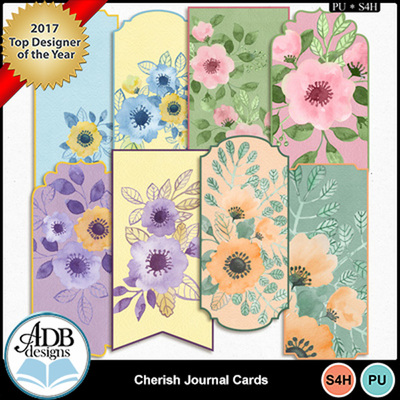 Cherish_journalcards