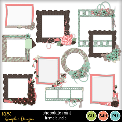Chocolate_mint_cluster_frame_bundle_preview_600