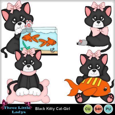 Black_kitty_cat-girl