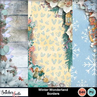 Winter-wonderland-borders