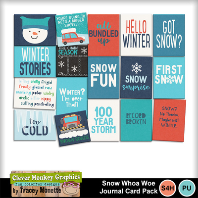 Snow-whoa-woe-journal-cards