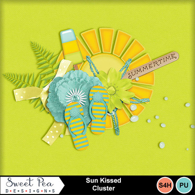 Spd_sunkissed_cluster