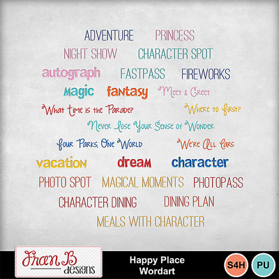 Happyplacewordart1b