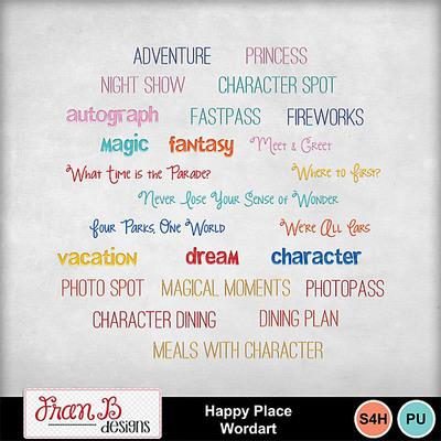 Happyplacewordart1b