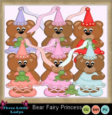 Bear_fairy_princess