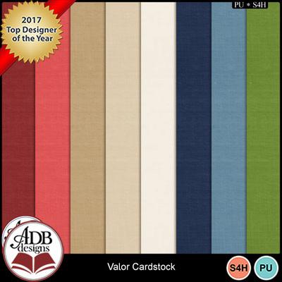 Valor_cardstock