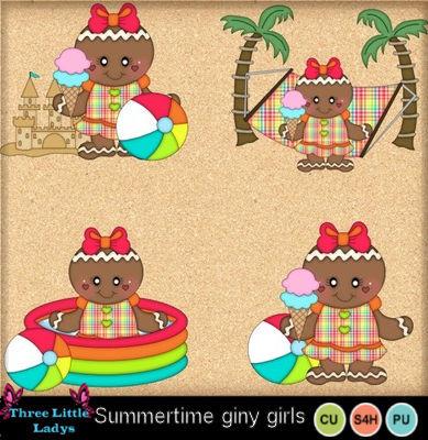 Summertime_ginger_girls