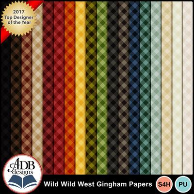 Wildwildwest_ginghampapers