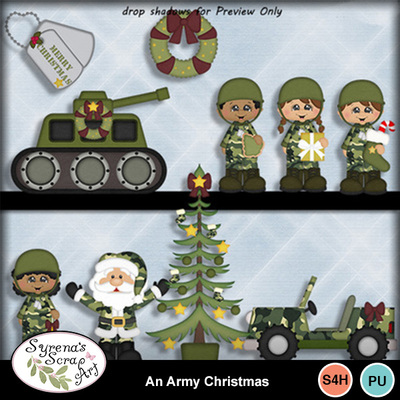 An_army_christmas