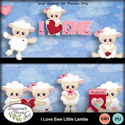 I_love_ewe_little_lambs
