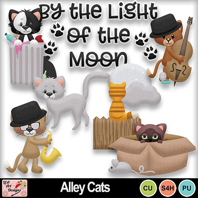 Alley_cats_preview