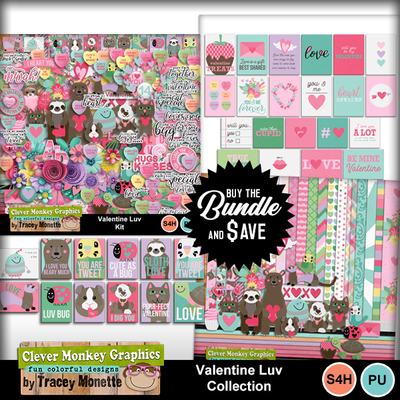 Clevermonkeygraphics-valentine-luv-collection