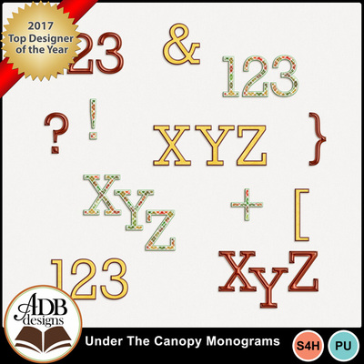 Underthecanopy_monograms
