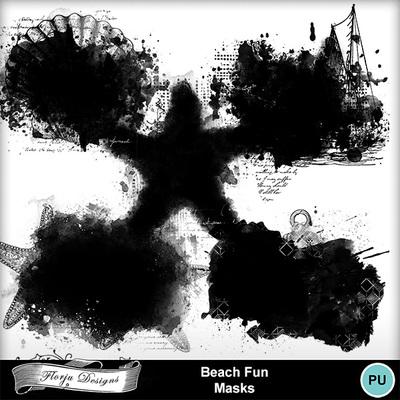 Pv_florju_beachfun_masks