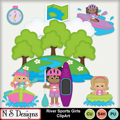 River_sports_girls_ca