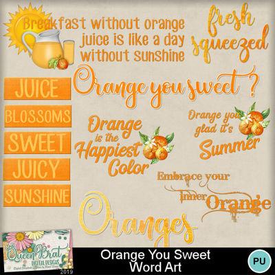 Orangeyousweet_wordart