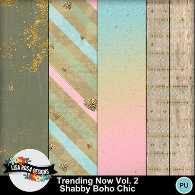 Lisarosadesigns_trendingnowvol2_papers