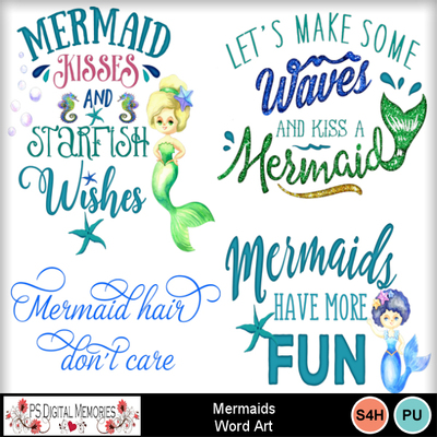Mermaid_word_art