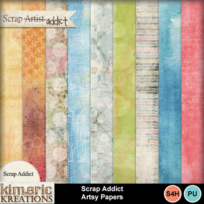 Scrap_addict_artsy_papers-1
