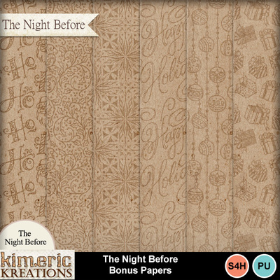 The_night_before_bonus-papers-1
