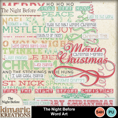The_night_before_word-art-1
