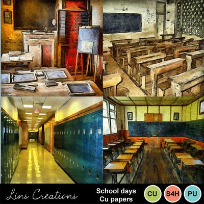 Schooldayscupapers