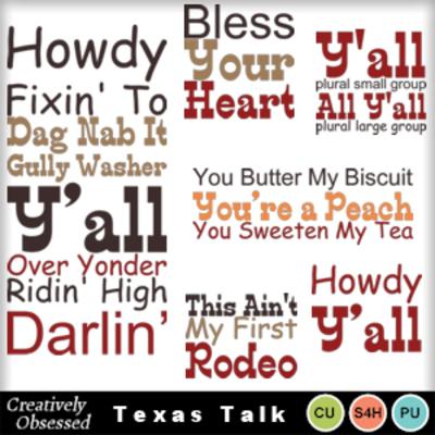 Texastalk