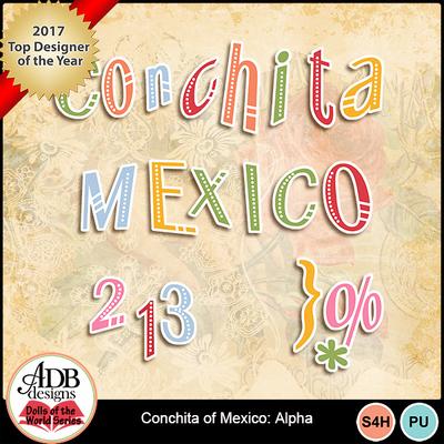 Adbdesigns-dotw-conchita-mexico-alpha
