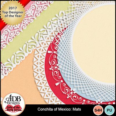 Dotw_conchita_mexico_mats